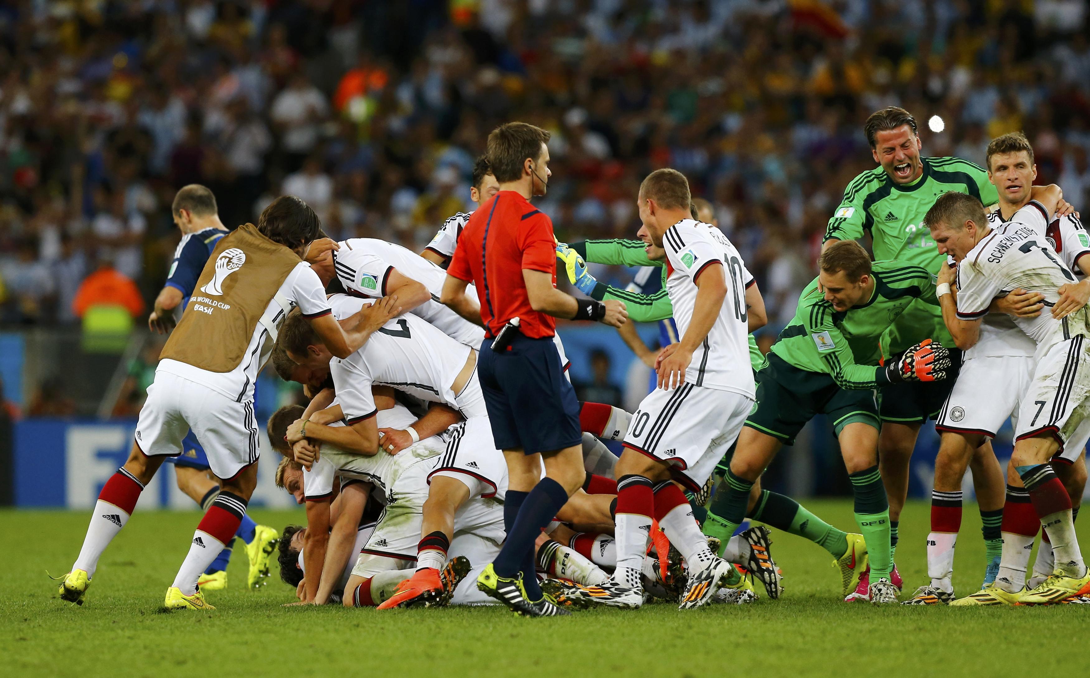 Germany FA Cup Semi Finals
